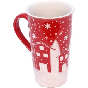 a-starry-night-in-the-village-travel-mug