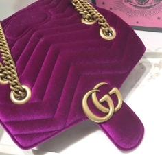 c1b88816c236dc Meet Gucci Velvet Marmont – The Nova Scoop