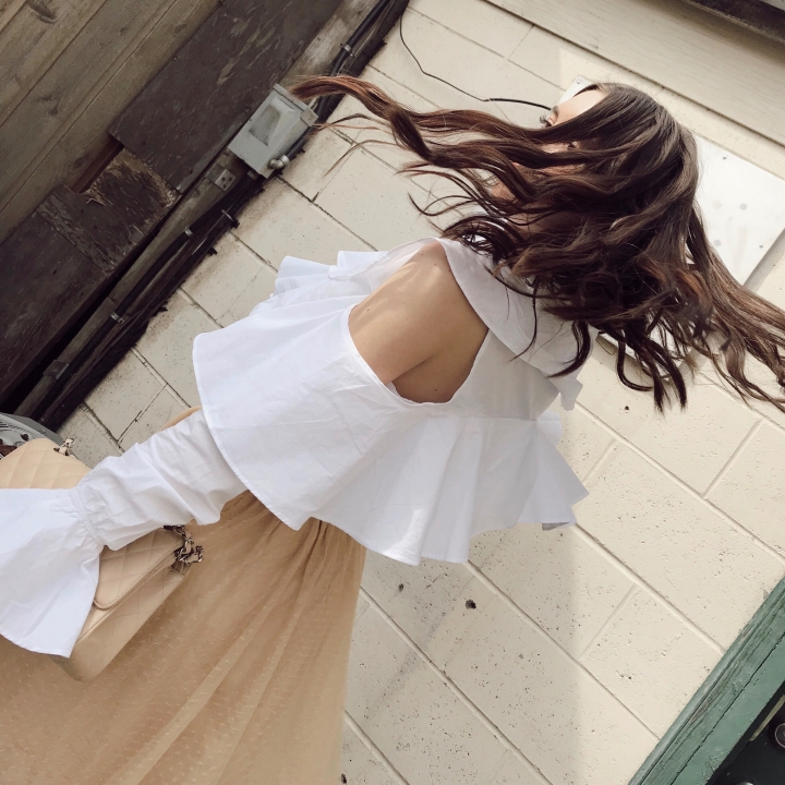 Transitioning Into Spring – Shades ofWhite